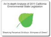 California Environmental Legislation