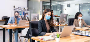 panoramic-group-business-worker-team-wear-protective-face-mask-new-normal-office-with-social-distance-practice-with-hand-sanitiser-alcohol-gel-table-prevent-coronavirus-covid-19-spreading