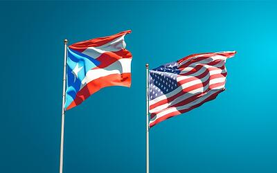 beautiful-national-state-flags-puerto-rico-usa-together-1